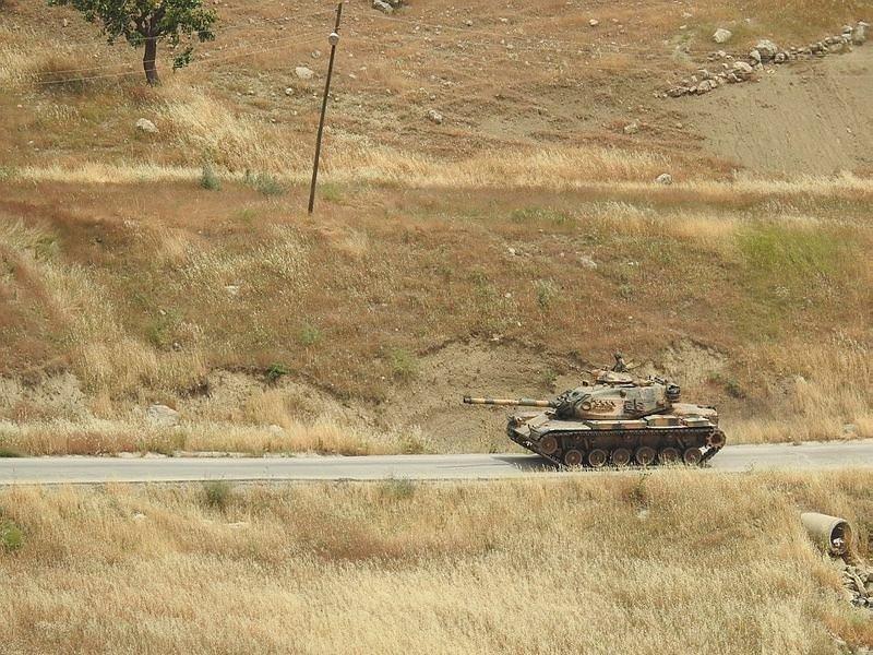 Askerler Şırnaktan dönüyor