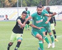 Amasya'ya 5 gol atan Konyaspor turladı