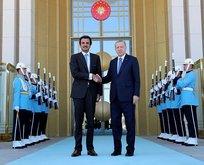 Türkiye ve Katar imzaları attı
