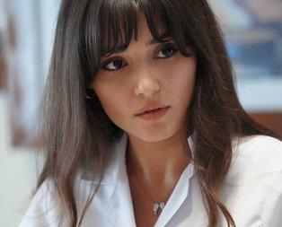 Azize dizisinin Azize Günay'ı Hande Erçel kimdir?
