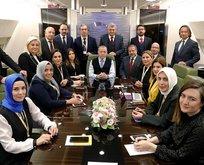 Erdoğan'dan Barış Pınarı Harekatı ile ilgili flaş açıklamalar