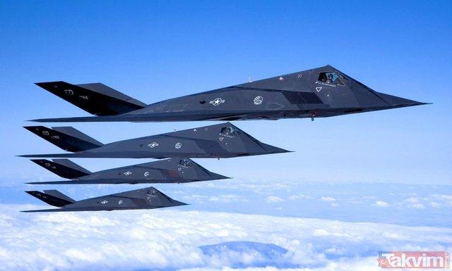 Türkiye'nin kaç savaş uçağı var? (Ülkelerin askeri uçak güçleri)