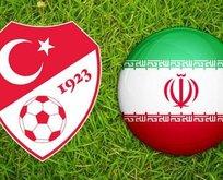 Türkiye-İran maçı izle | Milli maç hangi kanalda, ne zaman?