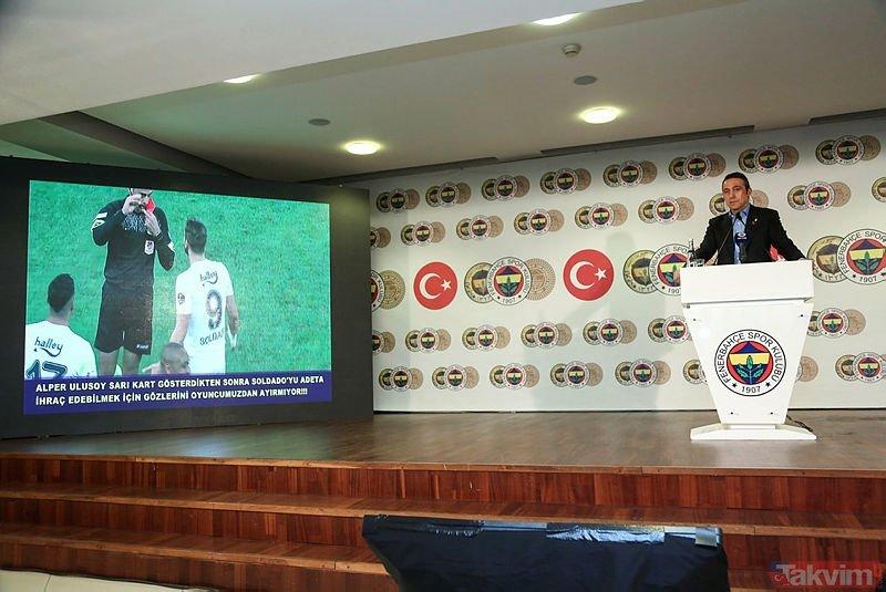 Fenerbahçe Başkanı Ali Koç'tan flaş Fatih Terim açıklaması! Kurnazlık...