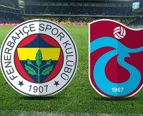 F.Bahçe-Trabzon derbisinin hakemi belli oldu