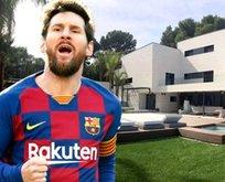 Messi'nin saray yavrusu kıskandırıyor! 53 milyon liralık...