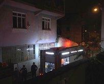 Bursa'da çöp dolu evde korkutan yangın!