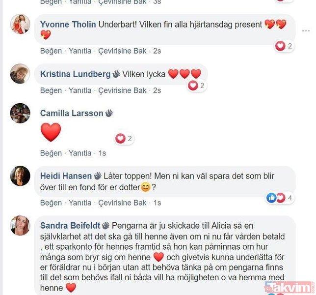 İsveçli ve Norveçlilerden Türkiye ve Sağlık Bakanlığı'na teşekkür