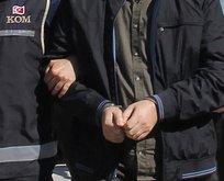 FETÖ'nün evine baskın: 2 gözaltı