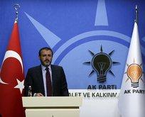 AK Parti'den Ayhan Oğan açıklaması