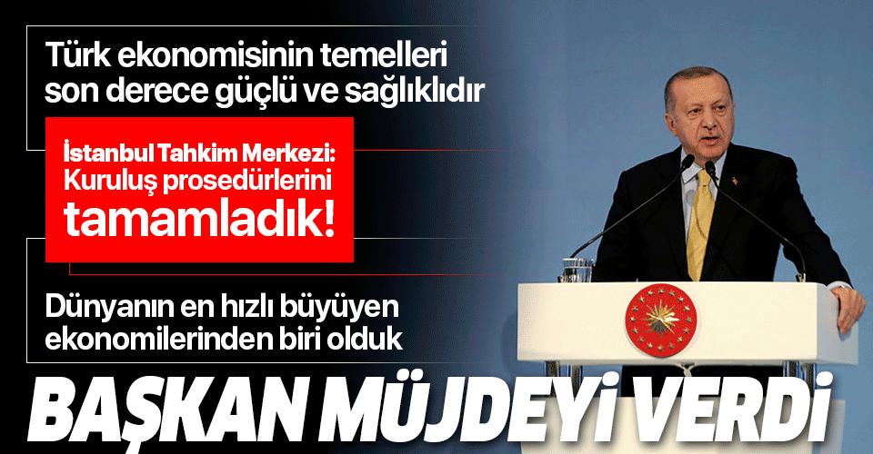 Başkan Erdoğan'dan İslam İşbirliği Teşkilatı Yatırım Konferansı'nda önemli açıklamalar