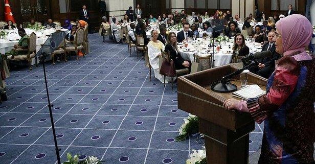 Emine Erdoğan'dan Afrika Günü iftarı