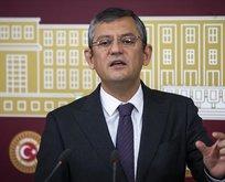 Başkan Erdoğan'dan CHP'li Özgür Özel'e dava