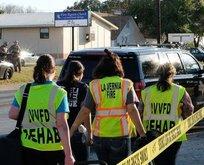 Teksas'taki kilise saldırganın kimliği açıklandı