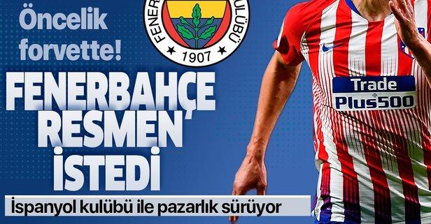 Fenerbahçe Kalinic'i istedi