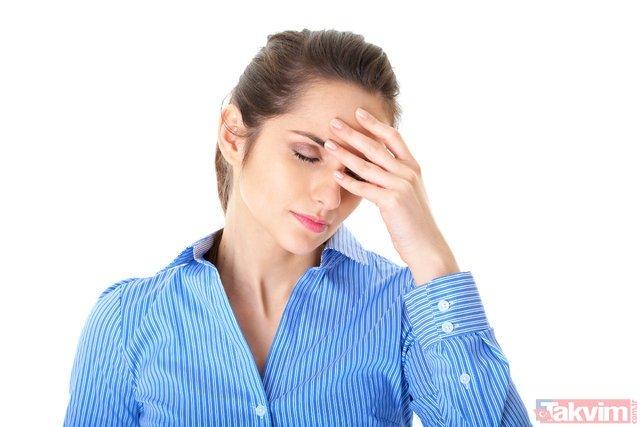 Baş ağrısı neden olur? Baş ağrısı nasıl geçer?