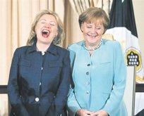 Merkel'den bağış!