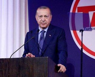 Erdoğandan New Yorkta önemli açıklamalar