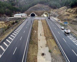 Dev projeyi yarın Başkan Erdoğan açıyor! O bölgeler arasındaki süre yarıya iniyor | Kahramanmaraş-Göksun yolu detayları