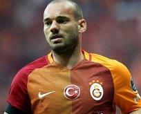 Sneijder 21 Temmuz'da yolcu