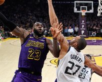 NBA oyuncusu koronavirüsle dalga geçmiş!