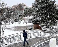 Meteoroloji'den o iller için kar yağışı uyarısı!