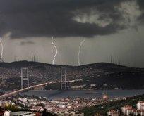 Meteoroloji'den sel uyarısı! Kuvvetli yağış geliyor