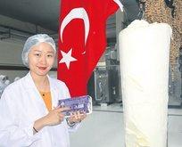Çin'de Maraş dondurması satışı patladı