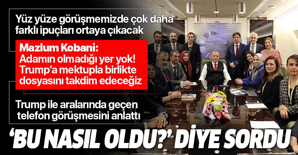 Son dakika: Başkan Erdoğan, Macaristan dönüşü uçakta gazetecilerin sorularını yanıtladı