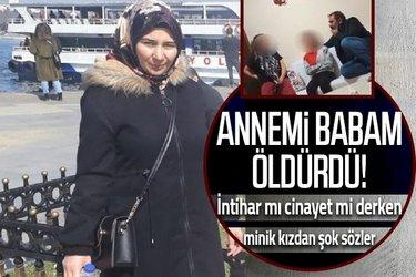 Ardahana'da sır ölüm! İntihar mı cinayet mi? Ölen kadının kızından şok sözler: Annemi babam öldürdü!