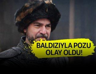 Engin Altan Düzyatan ve baldızının pozu sosyal medyada olay oldu!