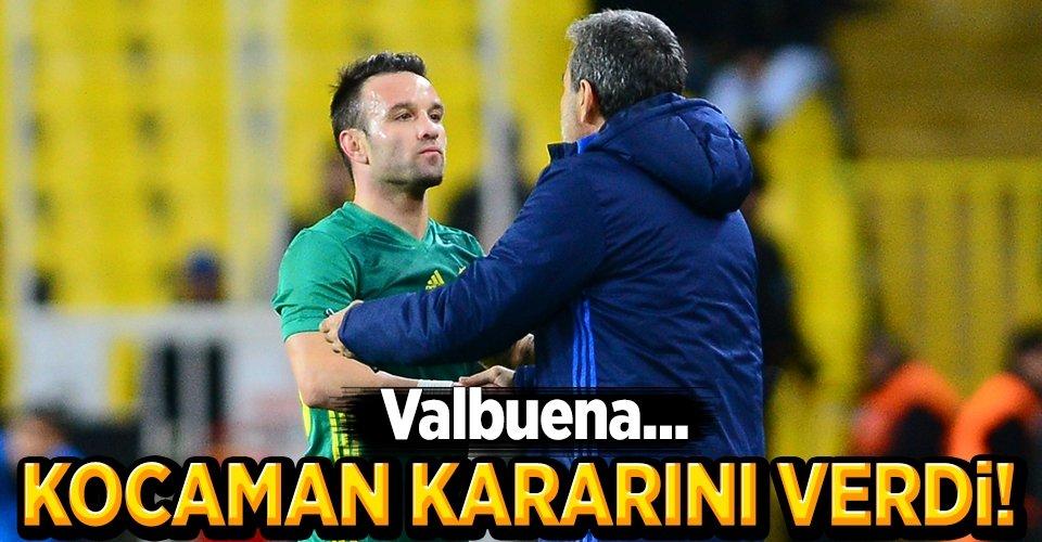 Son karar Valbuena