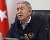 Bakan Akar duyurdu! PKK'ya operasyon sinyali!