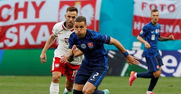 Slovakya, Polonya'yı mağlup etti!