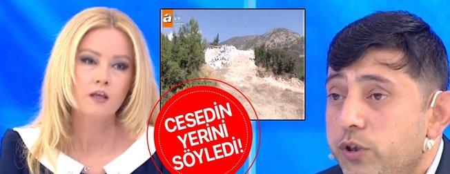 Müge Anlı'da Nilgün (Nalan) Şimşek'in oğlu cesedin yerini söyledi: Kafasını yere vura vura...