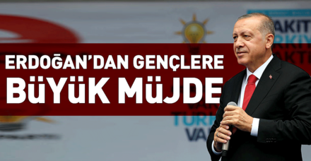 Cumhurbaşkanı Erdoğan Trabzon'da konuştu