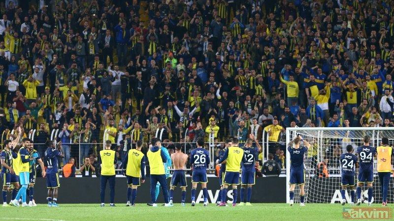 Fenerbahçe, Kayserispor deplasmanında! İşte Fenerbahçe'nin Kayseri 11'i!