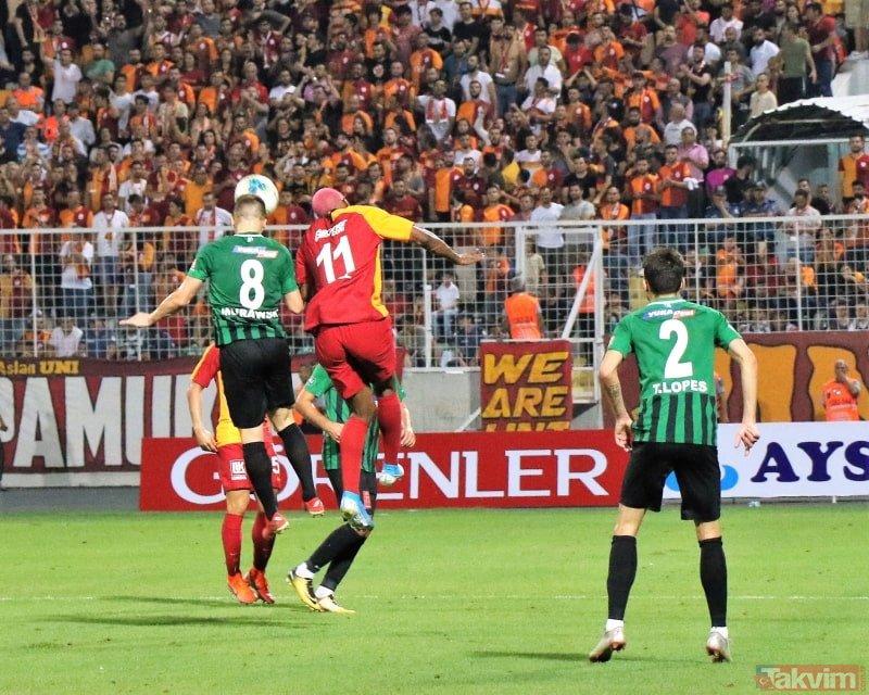 Galatasaray Denizlispor'a 2-0 yenildi! Erman Toroğlu açtı ağzını yumdu gözünü...