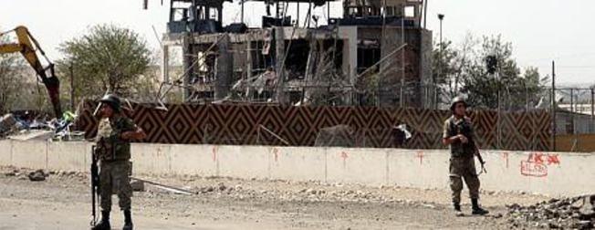 Diyarbakır'daki saldırı yerinden ilk görüntüler