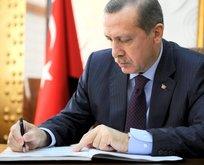 Cumhurbaşkanı Erdoğan'dan 47 kanuna onay!