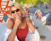 Esra Erol beyazlar içinde paylaştı güzelliği ile büyüledi!