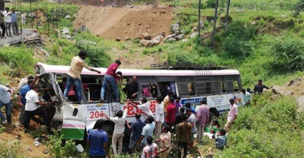 Ülke yasta! Feci kazada 45 kişi öldü