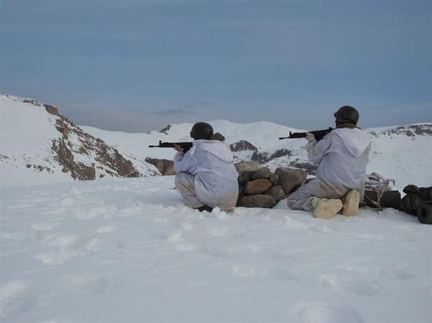 Erzincan'da PKK'ya ağır darbe