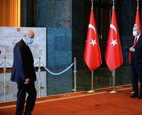 Başkan Erdoğan tebrikleri kabul etti