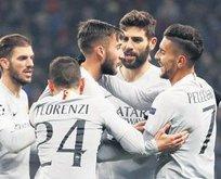 Cengiz'li Roma, CSKA'yı deplasmanda devirdi