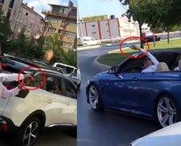 İstanbul'daki bu görüntüler şok etmişti! Yakalandılar…