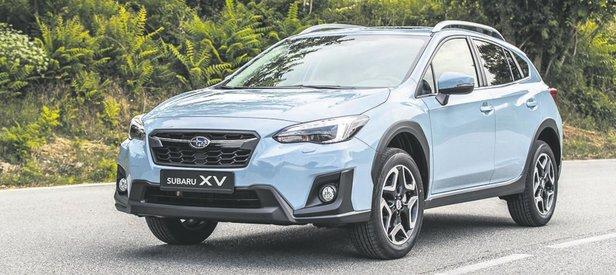 Yeni Subaru XV Frankfurt'ta sergilenecek