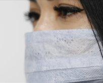 Koronavirüsten korunmak için taktığımız maskeler...