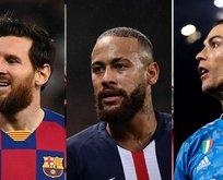 Ne Ronaldo ne Messi ne de Neymar...