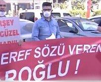 İşçiler CHP Genel Merkezi'nin kapısına dayandı!
